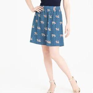 Dresses & Skirts - Bengal Print Mini Skirt